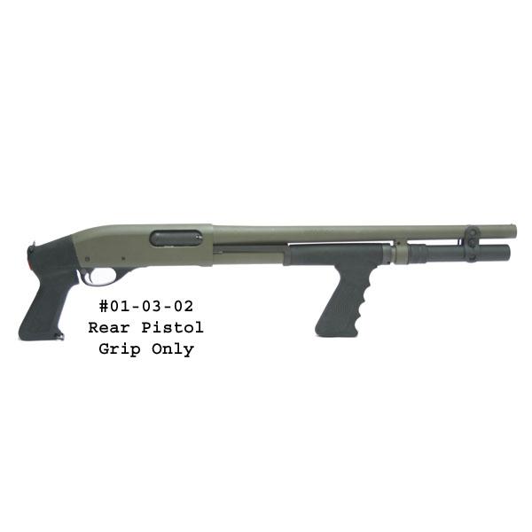 Choate Remington 870 Hr Pump 12ga Pistol Grip