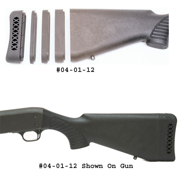 Choate Ithaca 37 12ga Conventional Stock