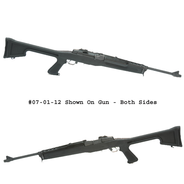 Choate Ruger Mini-14 / Mini 30 Pistol Grip Stock