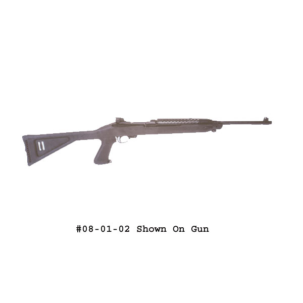 Choate Rifle Stocks – Jerusalem House