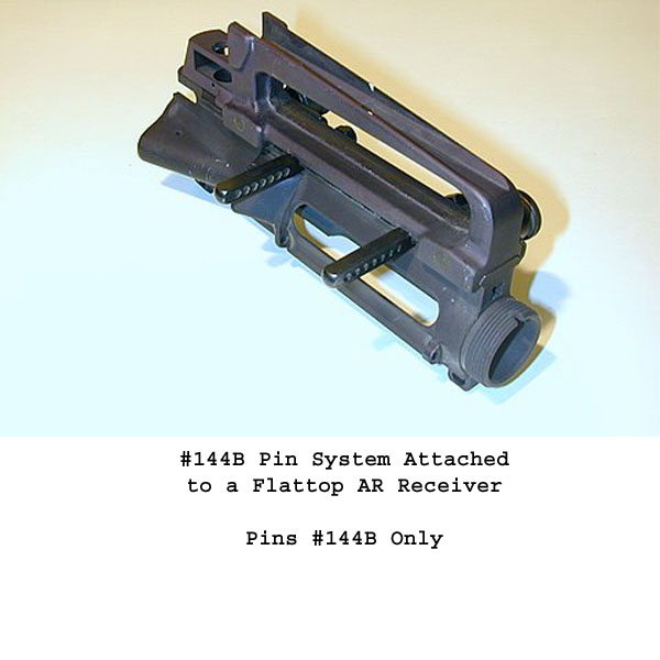 E&L Additional Rod Mounting Set For Use on A Second Gun  Use With #144 and #144A (Not Included) Rod Set Only