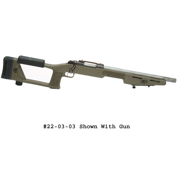Choate Winchester 70 Short Action Sniper Stock