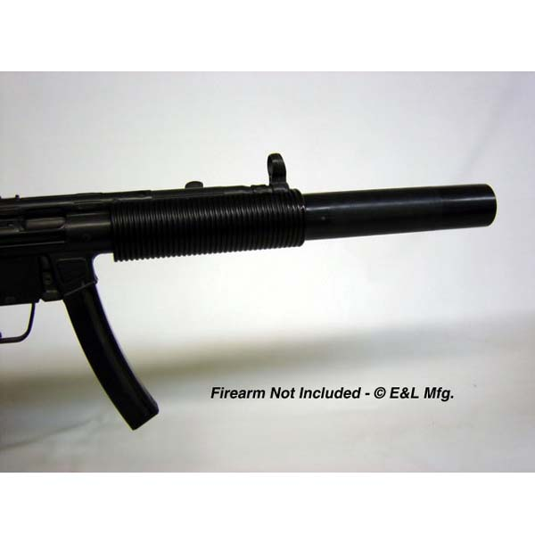 E&L MKE AT-94 A2 (18mm Heavy Barrel) Shroud Non Ventilated