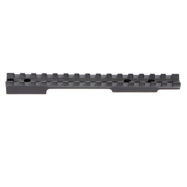 NEW Remington 700 SA Evolution Gun Works Picatinny Rail Black 20 MOA 40002