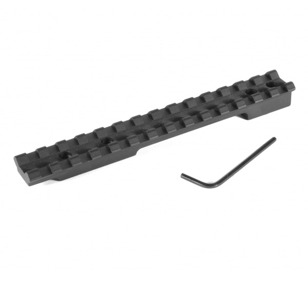 EGW Winchester 70 WSSM Picatinny Rail Scope Mount 0 MOA Ambidextrous