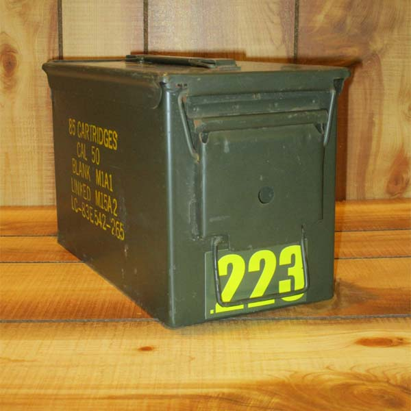 Ammo Can Magnets