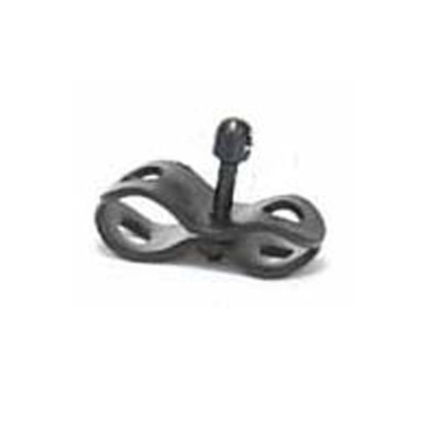 Choate Remington / Winchester / Mossberg / Benelli Sling Swivel Base Clamp 1 Inch Blued