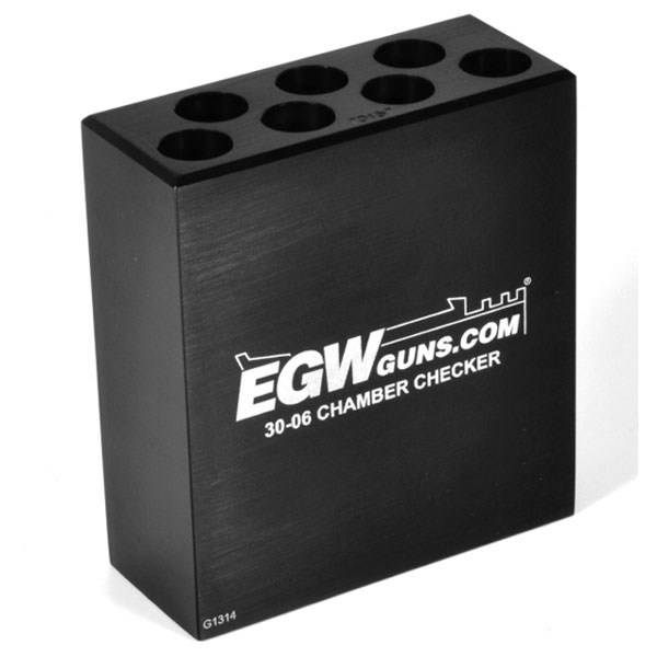 EGW Ammo Chamber Checker .30-06 7 Hole