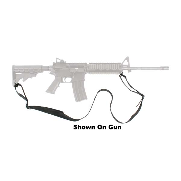 Blackhawk Universal Two Point Tactical Sling 1.25 Inch - Black