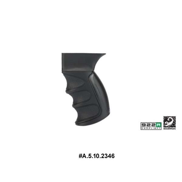 Adv Tech X1 AK-47 Pistol Grip in Black (Pistol Grip Only)