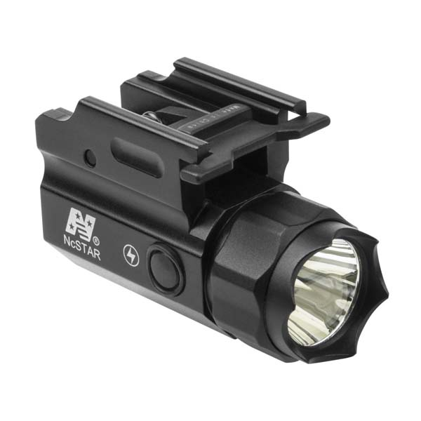 NcStar 150 Lumen LED Compact FlashLight QR w/Strobe