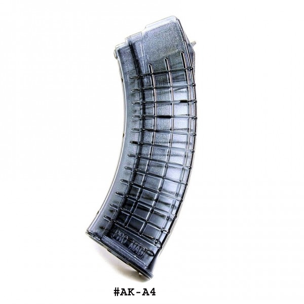 Promag AK-47 30 Round Composite Smoke Mag -Restricted Item -Check Your Local and State Laws Prior To Ordering