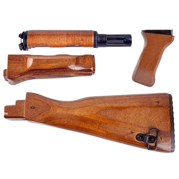 AK-47 Wood Stock Set