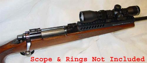 amega scout remington 700 scout mount