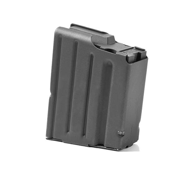 ASC SR-25 .308 / 7.62x51 5 Round Stainless Steel Magazine - Restricted Item -Check Your Local and State Laws Prior To Ordering