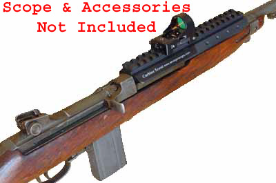 Amega Ranges M1 Carbine Scout Mount