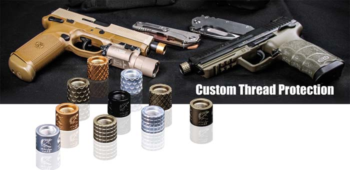 Accessories For Threaded Barrels