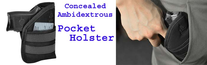Concealed Carry Pistol Pocket Holster