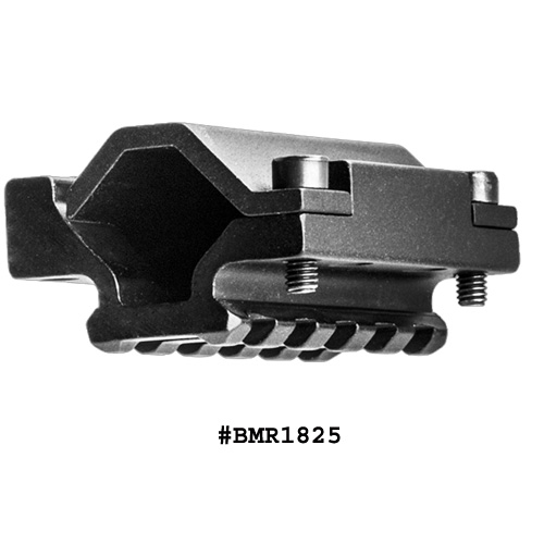 Lion Gears Universal Barrel Mount with 5 Slots for Dia. 18mm-25mm Barrel of Any Rifle