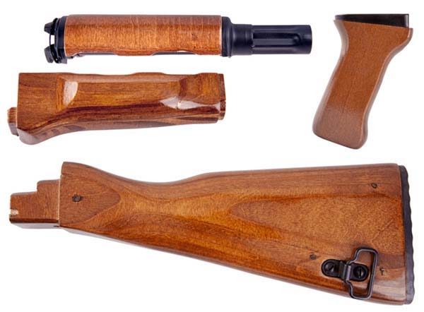 AK-47 Original Wood Stock Set