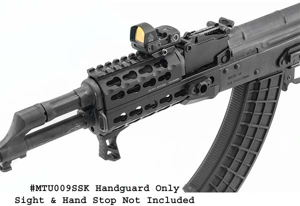 AK-47 Keymod Handguard - Mount Scopes And Accessories