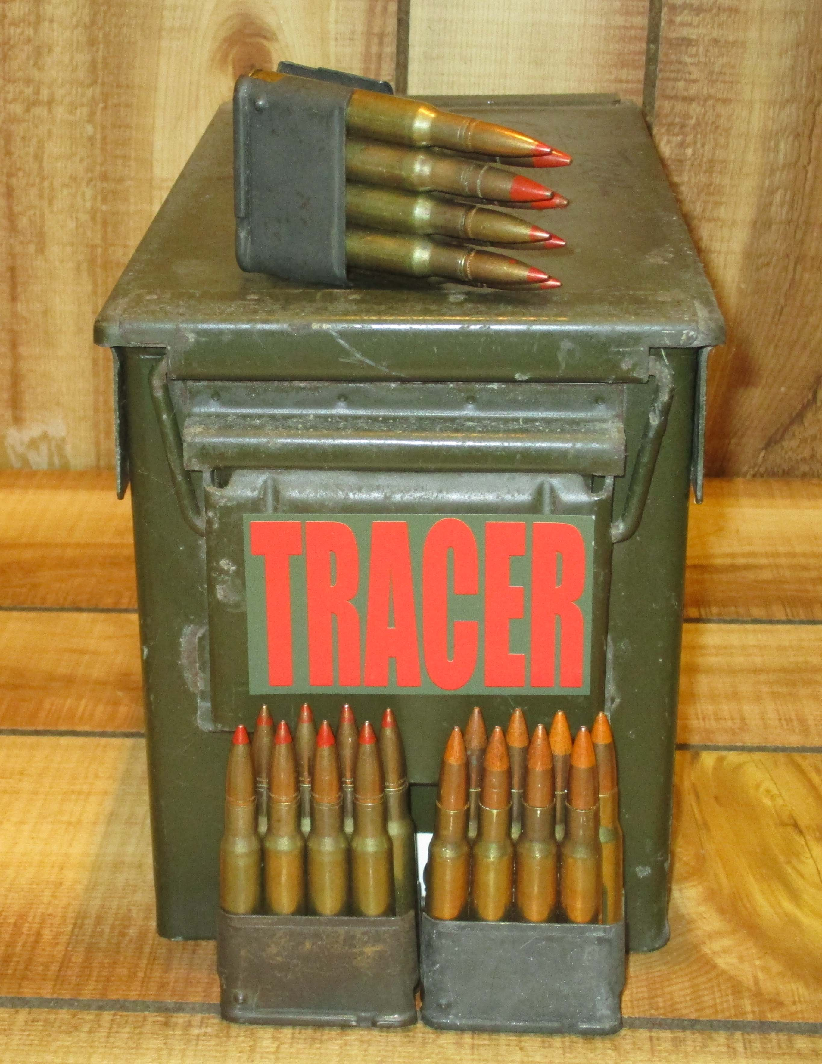 Tracer Ammo Can Magnet