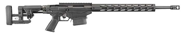 Ruger Precision Rifle in .308