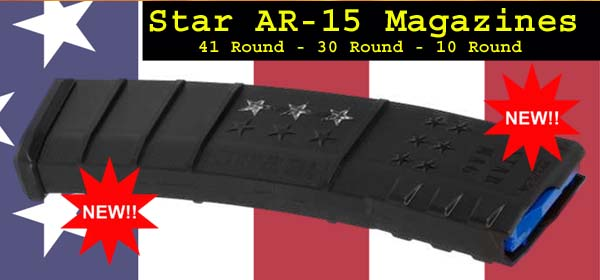 Star AR-15 41 Round Magazine / High Capacity Magazines