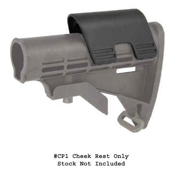 Command Arms Cheek Rest Riser For CBS Stock (Not Included)