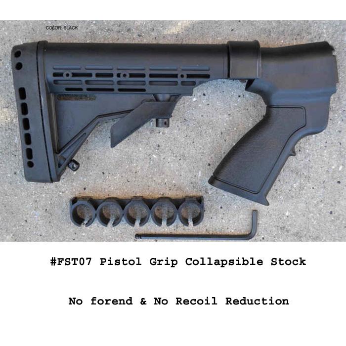Phoenix Tech Remington 870 20ga Field Series 6 Position Stock
