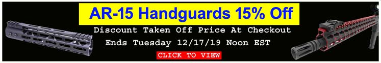 AR-15 Handguards On Sale