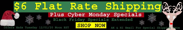 Cyber Monday Specials From The Country Shed