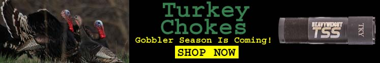 Turkey Choke Tubes