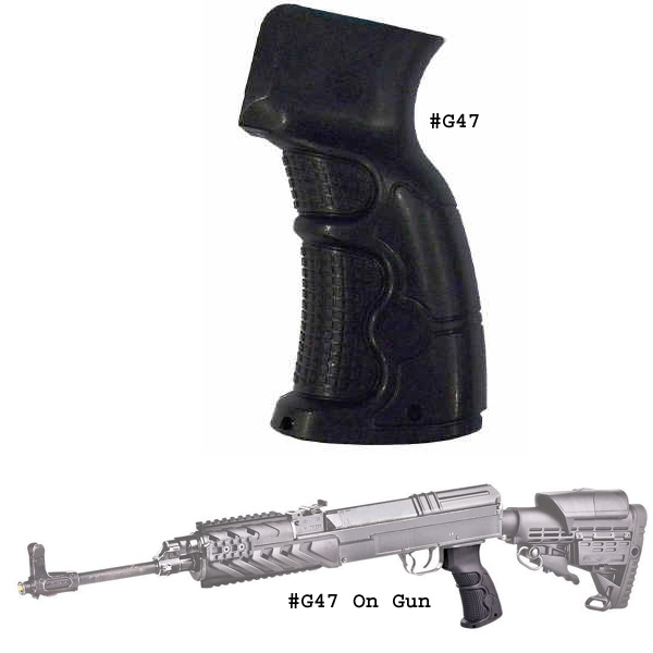 Command Arms AK-47 Tactical Pistol Grip - Black
