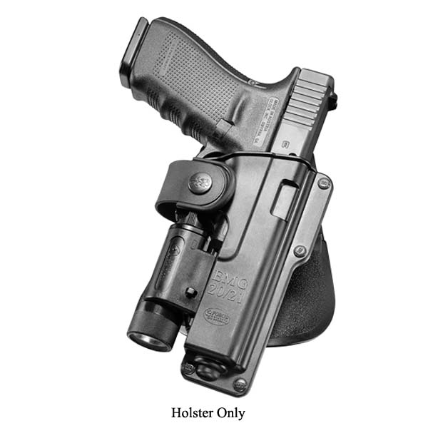 Fobus Glock 20, 21, & 37 Tactical Paddle Holster