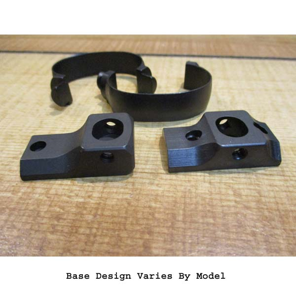Scope Bases And Rings For Winchester Rifles