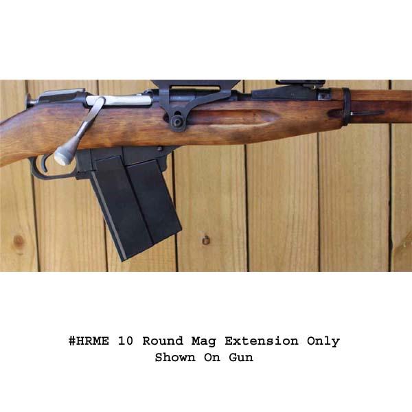 Howling Raven Mosin Nagant 10 Round Mag Extension