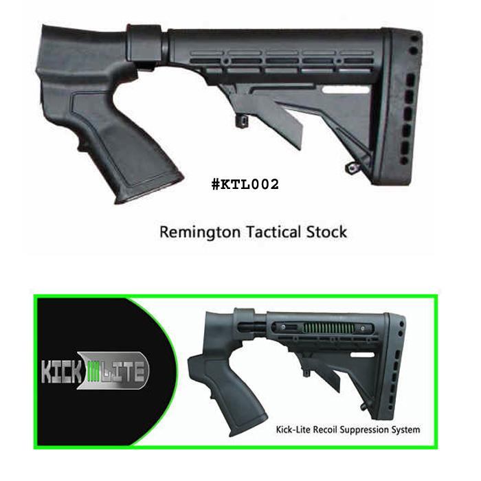 Phoenix Tech KickLite Remington 870 12 ga Tactical Stock Package