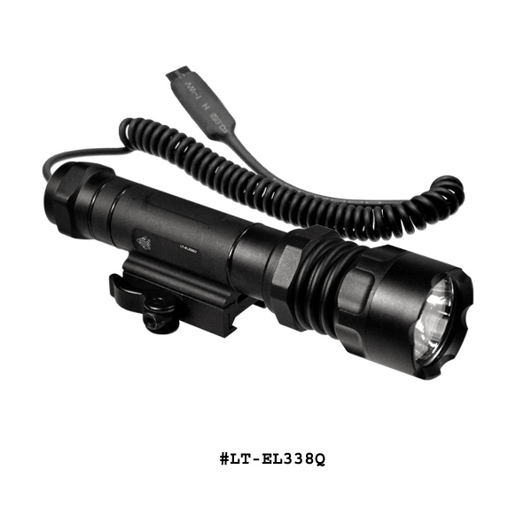 UTG 200 lumen Combat LED Light 37mm Head Handheld or QD Mount