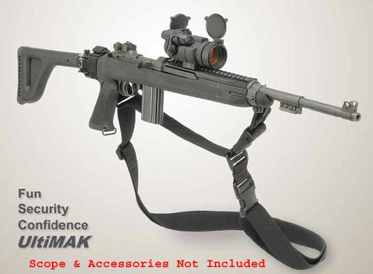 UltiMAK M6 Forward Optic Mount for M1 Carbine