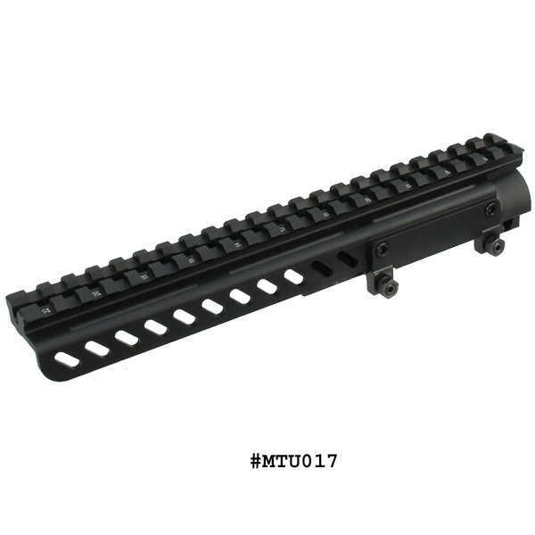 UTG PRO SKS Receiver Cover Mount w/22 Slots With Shell Deflector