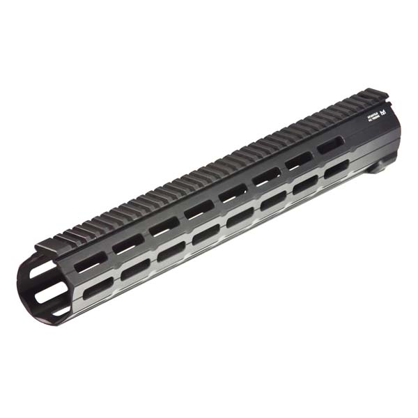 UTG PRO Super Slim SD 16 Inch M-LOK Free Float Handguard – Black