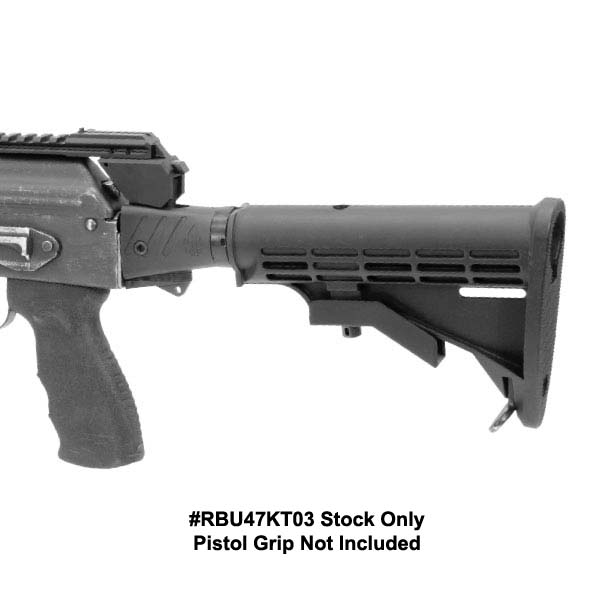 UTG PRO AK-47 Mil-spec Collapsible Stock Combo Kit