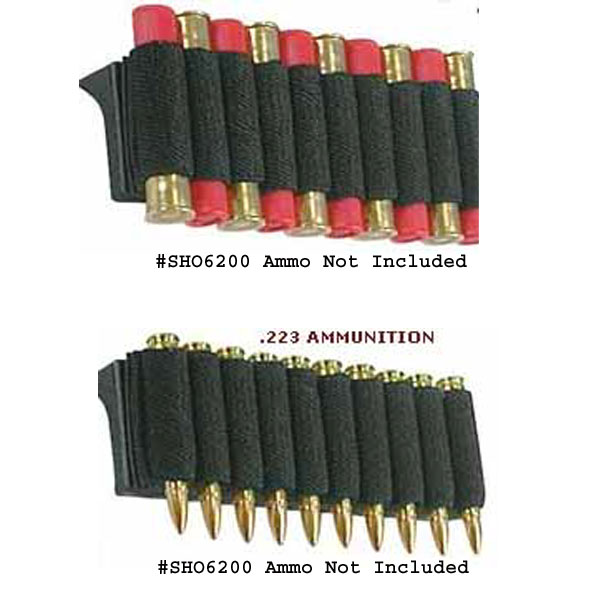 ATI Expandable Stock Ammo Carrier For .410 and .223