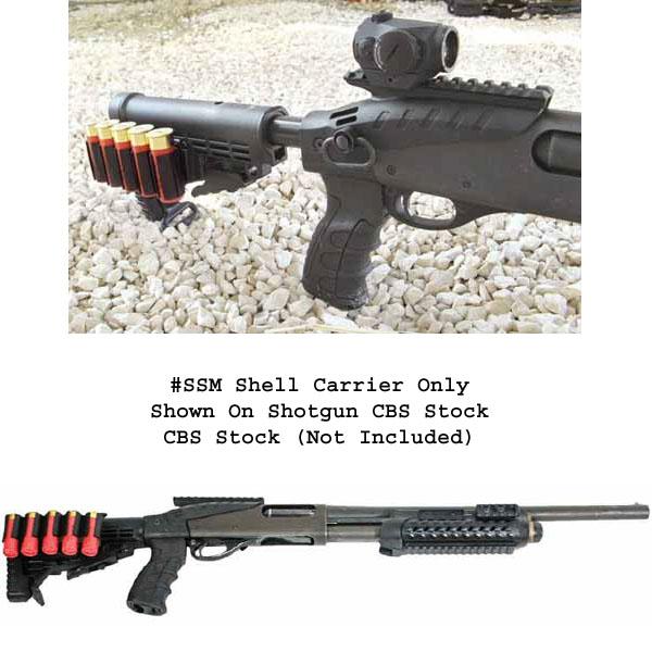 caa 12 gauge shotgun shell carrier carrier only