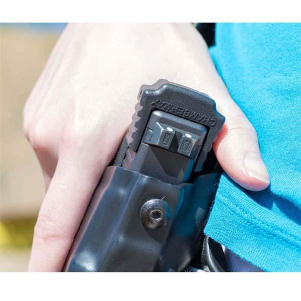 Chambermax TA-1 for Glock Handguns Gen 1-4 Models 17, 17L, 19, 22, 23, 24,  26, 27, 31, 32, 33, 34, 35  Also fits the 30S