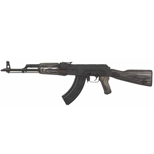 Timbersmith Romanian Ak 47 Laminate Wood Stock Set Black