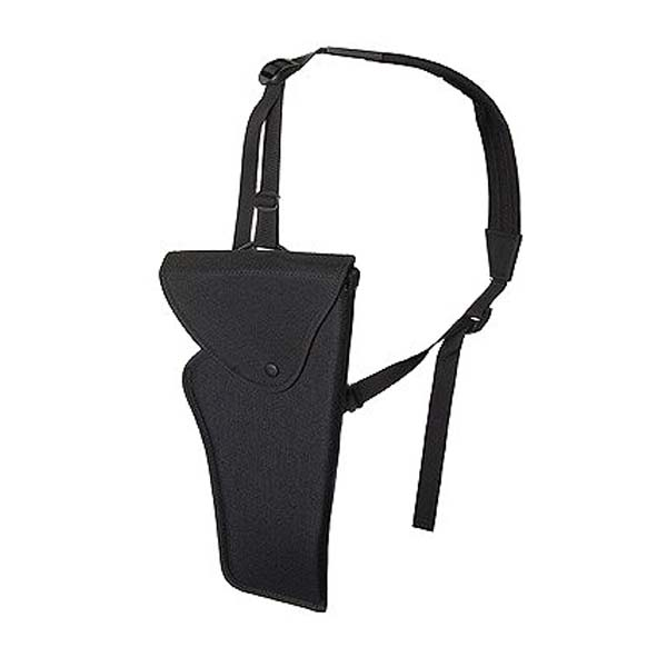 Uncle Mike's Bandolier Holster for Scoped 7-8 1/2-inch barrel medium and  large double action revolvers, 6-7 1/2-inch barrel single action revolvers,