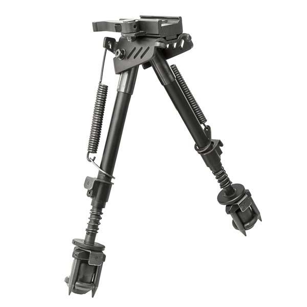 NcStar Vism KPM Bipod For KeyMod, M-LOK slots, and Picatinny Rails