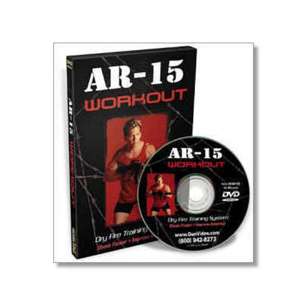 AR-15 Workout with Lenny Magill DVD